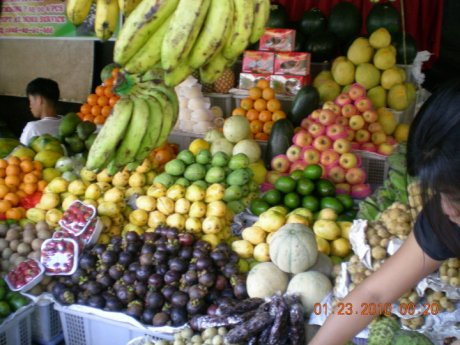 ClosetCat: Filipino Fruits